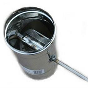 Регулятор тяги (0,6 мм)