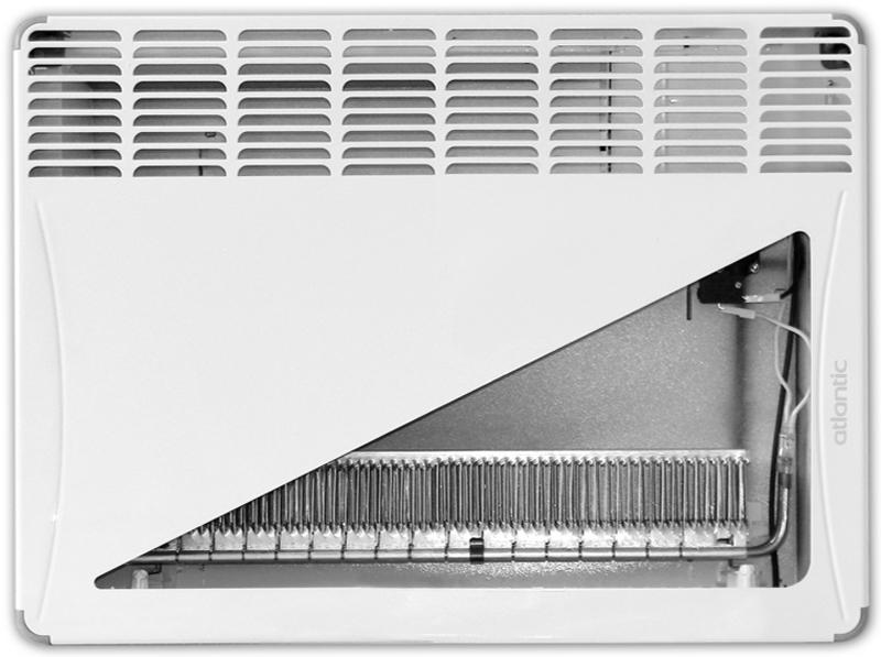 Конвектор ATLANTIC CMG BL - meca  1250