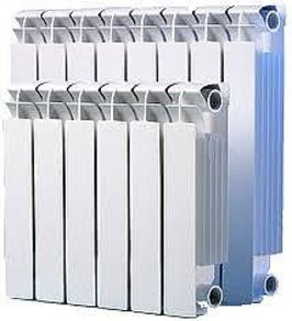 Радиатор BITERM  500/80