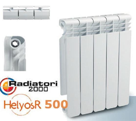 Radiatori 2000 HELYOS R 500/100 (алюминий)