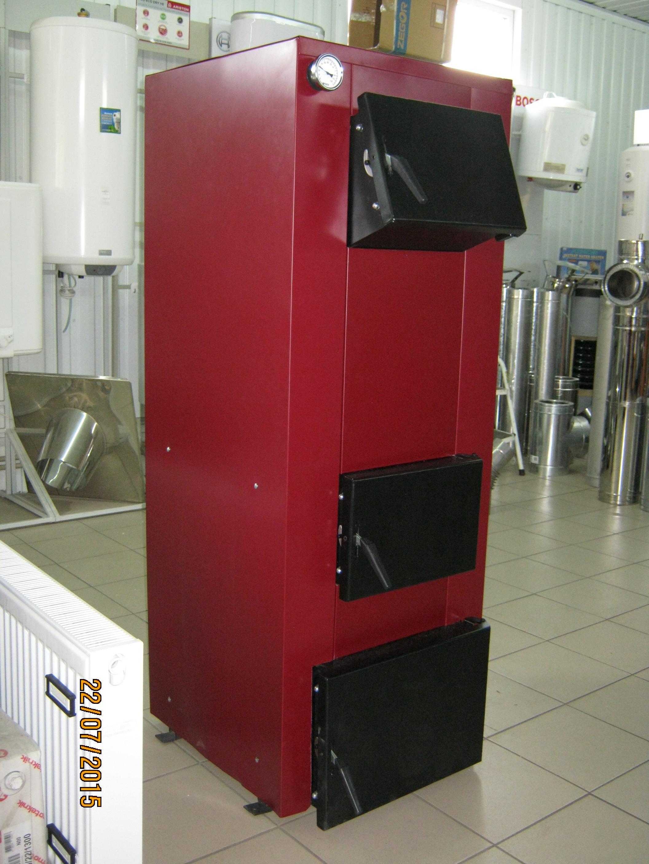 Твердотопливный котел ВАРМ 60 кВт