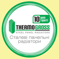 TERMOGROSS тип 33 500/400-2 000