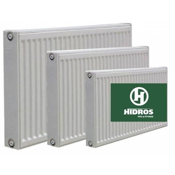 HIDROS 11 тип высота 500 боковое подключение