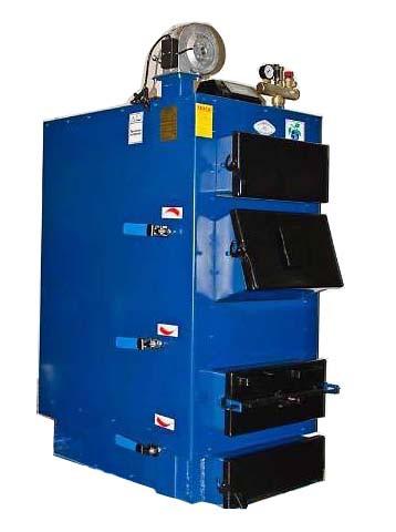 Твердотопливный котел ИДМАР GK-1 10 кВт