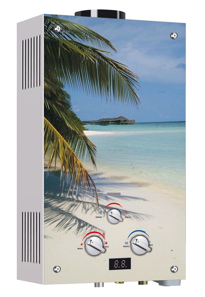 Газовая колонка MATRIX JSD - 20 Пляж