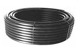 - Полиэтиленовая ПНД труба STR (черная) 10